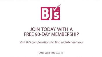 BJ's Wholesale Club TV Spot, 'Big Savings' - Thumbnail 8