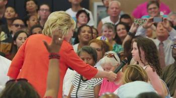 Hillary for America TV Spot, 'The Same' - Thumbnail 1