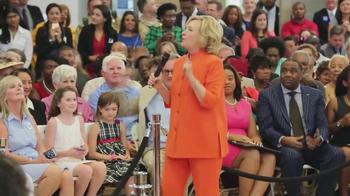 Hillary for America TV Spot, 'The Same' - Thumbnail 3