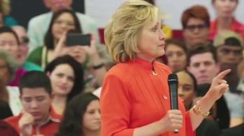 Hillary for America TV Spot, 'The Same' - Thumbnail 5
