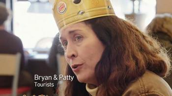 Burger King Chili Cheese Grilled Dog TV Spot, 'Tourists' - Thumbnail 2