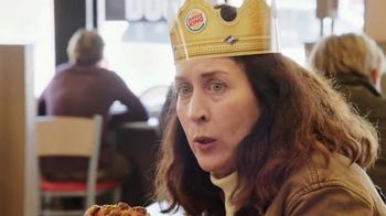Burger King Chili Cheese Grilled Dog TV Spot, 'Tourists' - Thumbnail 6