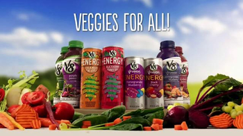 V8 +Energy TV Spot, \'Ingredients\'