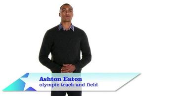 The More You Know TV Spot, 'Volunteer' Featuring Ashton Eaton - Thumbnail 1