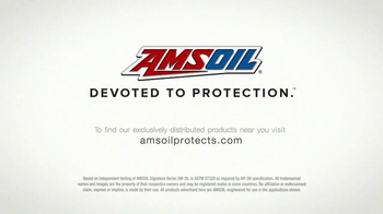 Amsoil Synthetic Motor Oil TV Spot, 'Devoted to Protection' - Thumbnail 8