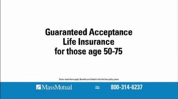 MassMutual Guaranteed Acceptance Life Insurance TV Spot, 'No Obligation' - Thumbnail 3