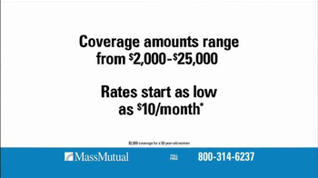 MassMutual Guaranteed Acceptance Life Insurance TV Spot, 'No Obligation' - Thumbnail 4