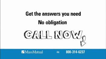 MassMutual Guaranteed Acceptance Life Insurance TV Spot, 'No Obligation' - Thumbnail 6