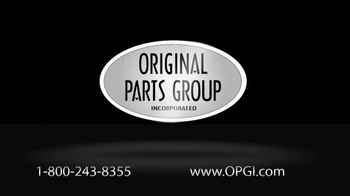 Original Parts Group Inc TV Spot, 'Chevelle, El Camino and Monte Carlo' - Thumbnail 1