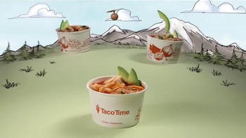 Taco Time Chicken Tortilla Soup TV Spot, 'Avocopter'