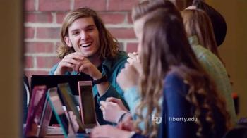 Liberty University TV Spot, 'Matthew, Mark, Luke & Debbie'