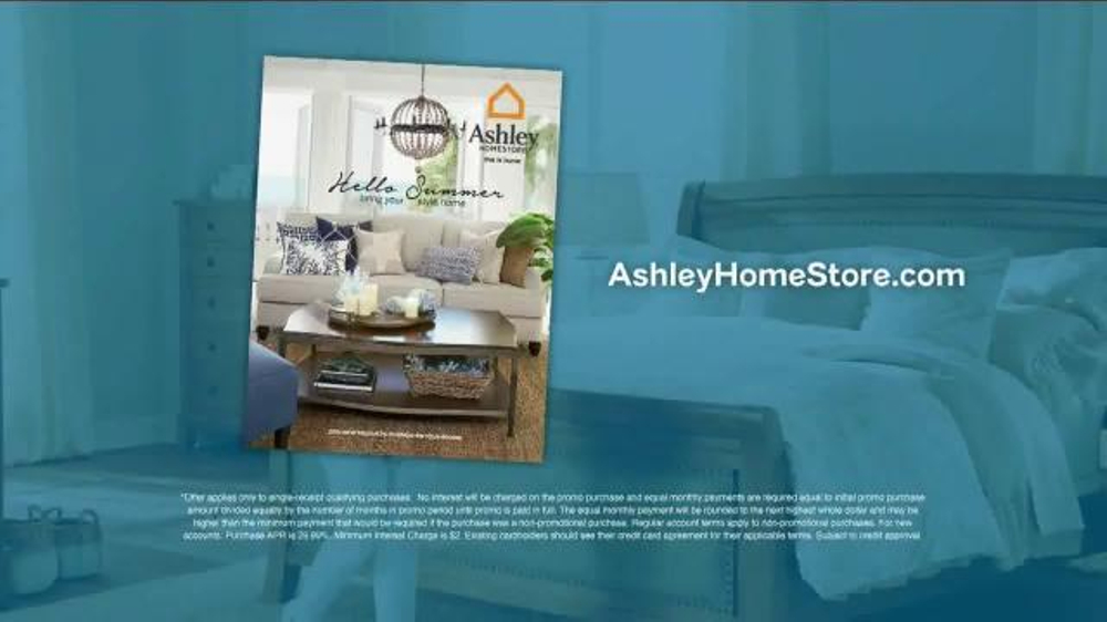 Ashley Furniture Homestore Tv Commercial Wow Ispot Tv