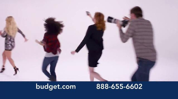 Budget Rent a Car TV Spot, 'Paparazzi' Featuring Jessica Simpson - Thumbnail 1