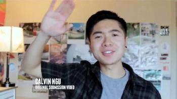 Taco Bell Live Mas Scholarship TV Spot, 'Calvin's Story' - Thumbnail 1
