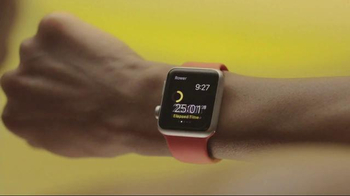 Apple Watch TV Spot, 'Row' Song by Charli XCX - Thumbnail 5