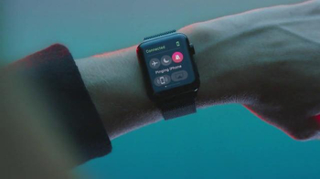 Apple Watch TV Spot, 'Find' Featuring Chloë Sevigny, Song by Santigold - Thumbnail 6
