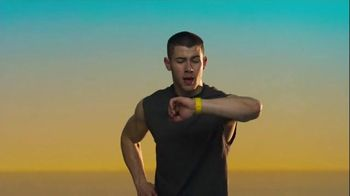 Apple Watch TV Spot, 'Chase' Featuring Nick Jonas, Song by The Delfonics - 141 commercial airings