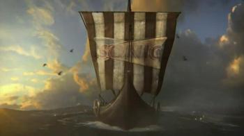 Sonic Creamery Shakes TV Spot, 'History Channel: Viking Shake Break' - Thumbnail 2