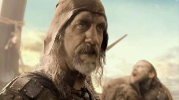 Sonic Creamery Shakes TV Spot, 'History Channel: Viking Shake Break' - Thumbnail 1