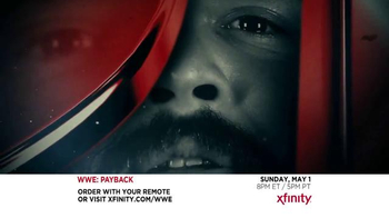 XFINITY On Demand Pay-Per-View TV Spot, 'WWE: Payback' - Thumbnail 1