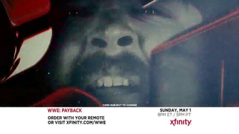 XFINITY On Demand Pay-Per-View TV Spot, 'WWE: Payback' - Thumbnail 4