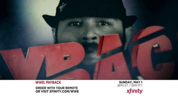 XFINITY On Demand Pay-Per-View TV Spot, 'WWE: Payback' - Thumbnail 5