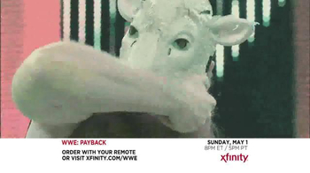 XFINITY On Demand Pay-Per-View TV Spot, 'WWE: Payback' - Thumbnail 6