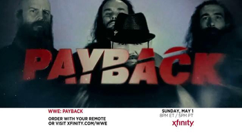 XFINITY On Demand Pay-Per-View TV Spot, 'WWE: Payback' - Thumbnail 7