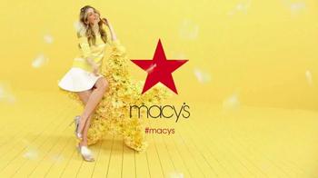 Macy's Venta de Primavera TV Spot, 'Especiales desde viernes' [Spanish] - Thumbnail 9