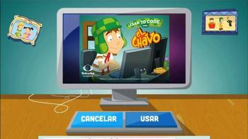 Roberto Gómez Bolaños TV Spot, 'Aprende con El Chavo' [Spanish]