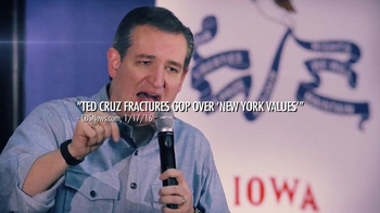 New Day Independent Media Committee TV Spot, 'Ted Cruz & New York Values' - Thumbnail 5