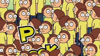 Pocket Mortys TV Spot, 'So Many Mortys' - Thumbnail 10