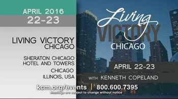Kenneth Copeland Ministries TV Spot, '2016 KCM Events: Living Victory' - Thumbnail 2