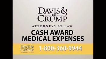 Davis & Crump, P.C. TV Spot, 'Ovarian Cancer' - Thumbnail 8