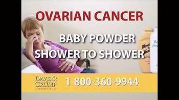 Davis & Crump, P.C. TV Spot, 'Ovarian Cancer'