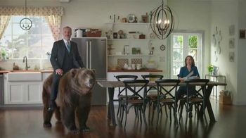 Build.com TV Spot, 'Home Improvement is a Real Bear: Country Kitchen' - 539 commercial airings