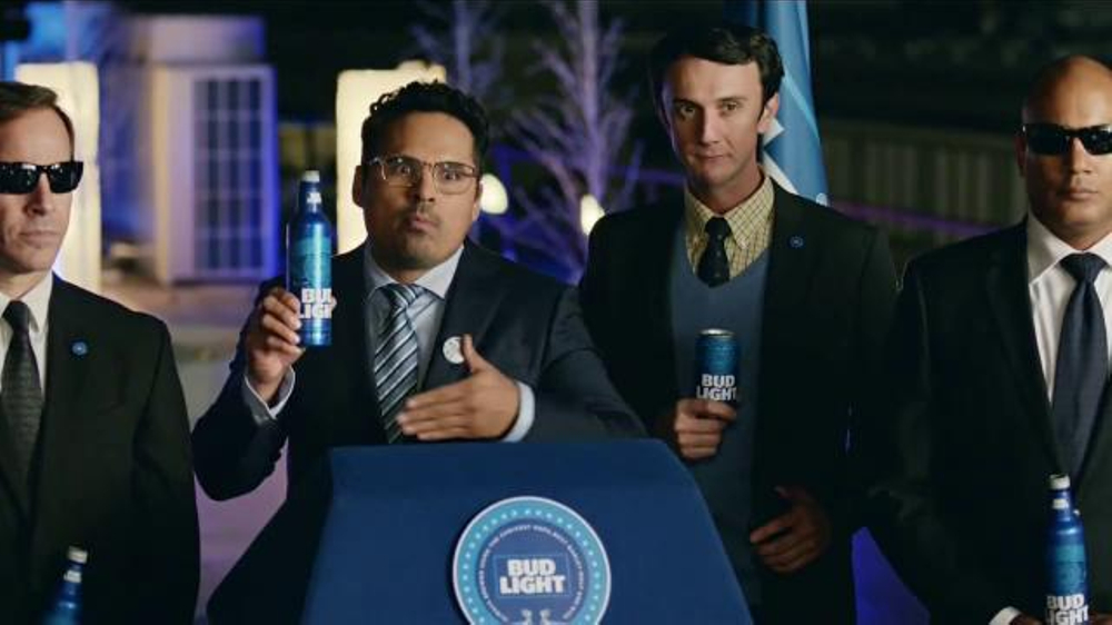 Bud light tv commercial bud light party nuevo look con michael bud light tv commercial bud light party nuevo look con michael pe ispot mozeypictures Gallery