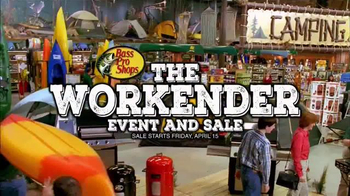 Bass Pro Shops Workender Event and Sale TV Spot, 'How-To's and Advice' - Thumbnail 3
