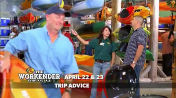 Bass Pro Shops Workender Event and Sale TV Spot, 'How-To's and Advice' - Thumbnail 5