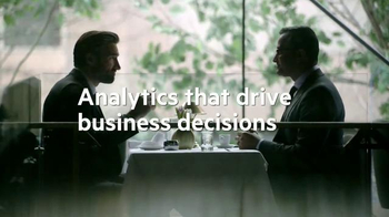 Hewlett Packard Enterprise TV Spot, 'Powerful Analytics' - 383 commercial airings