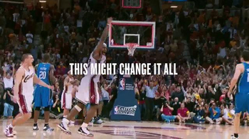 NBA Playoffs TV Spot, 'Every Second Counts' - Thumbnail 6