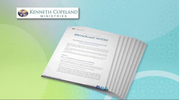 Kenneth Copeland Ministries TV Spot, 'Study Notes' - Thumbnail 2