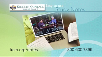 Kenneth Copeland Ministries TV Spot, 'Study Notes' - Thumbnail 6