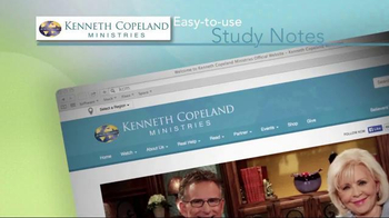 Kenneth Copeland Ministries TV Spot, 'Study Notes' - Thumbnail 7
