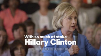 Hillary for America TV Spot, 'Stronger Together' - Thumbnail 10