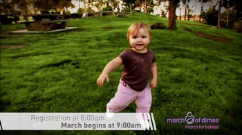 March of Dimes TV Spot, 'KING 5: 2016 March for Babies' - Thumbnail 3
