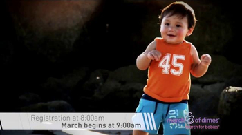 March of Dimes TV Spot, 'KING 5: 2016 March for Babies' - Thumbnail 5
