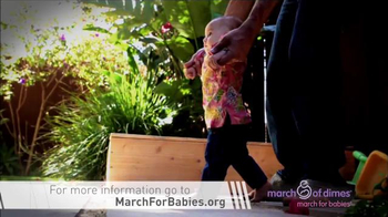 March of Dimes TV Spot, 'KING 5: 2016 March for Babies' - Thumbnail 6