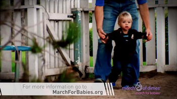 March of Dimes TV Spot, 'KING 5: 2016 March for Babies' - Thumbnail 7