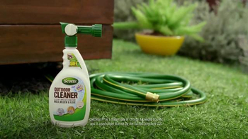 Scotts Outdoor Cleaner TV Spot, 'Wendy' - Thumbnail 8